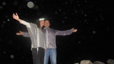 Mi Amigo Felix....el último Nazca....