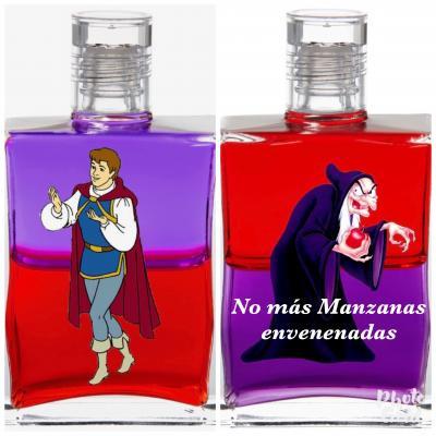 NO MAS MANZANAS ENVENENADAS